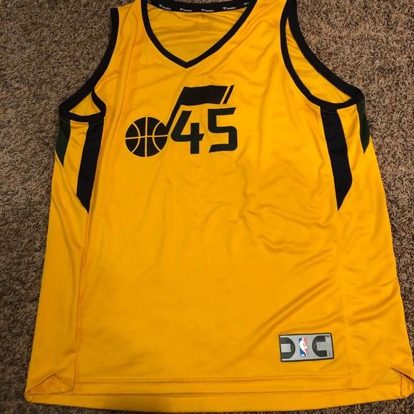 Fanatics Other - Utah Jazz Donovan Mitchell Gold Statement Jersey
